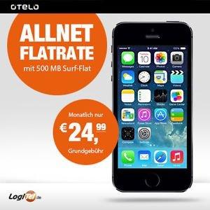 Iphone 5s / OTELO ALLNET M für  745€