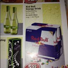 [LOKAL?] 6 pack Red Bull @Nahkauf 5,55€