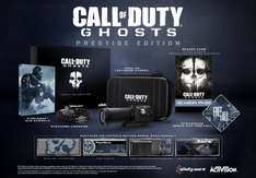 Call of Duty: Ghosts Prestige Edition PS3/Xbox360 75Euro inc. Versand| Amazon.de
