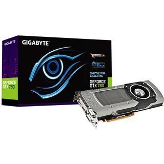 Gigabyte GeForce GTX 780 für 399,- bei Mindfactory