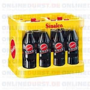 [Kaufland] 1 Kiste Sinalco Cola,Cola Mix oder Orange,12 x 1l (0,45€/l)  für 5,40€