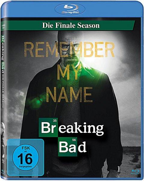 [Thalia] Breaking Bad - Die finale Season (Blu-ray)