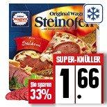 Original Wagner Steinofen Pizza oder Flammkuchen  [EDEKA]