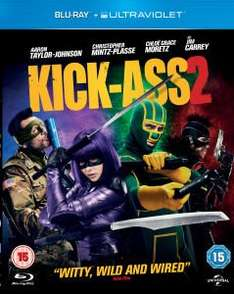 [Zavvi.com] [BluRay & UV] Kick Ass 2