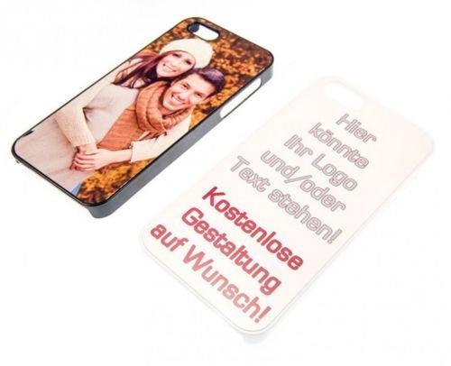 Personalisierte Handyhüllen für iPhone 4 und 5 für 7,10 Euro inkl. VK