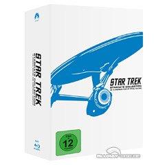 StarTrek Remastered Bluray Box 1-10 @ Zavvi
