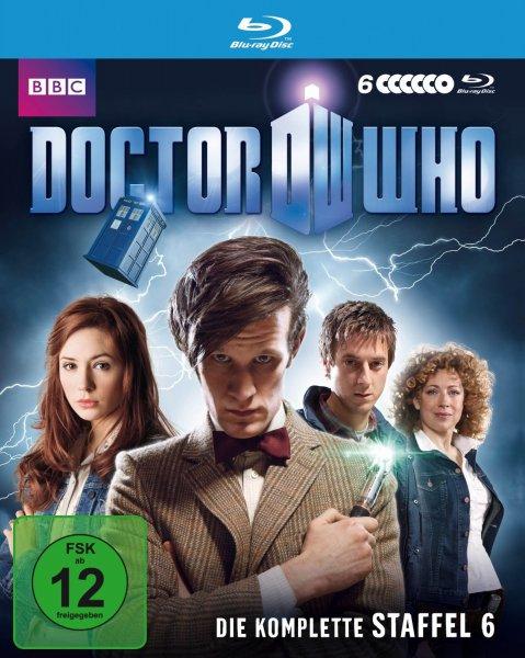 Doctor Who - Die komplette 6. Staffel [Blu-ray] für 15,99€ @amazon.de - VORBESTELLUNG!