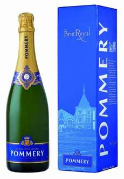 2er Set Pommery Brut Royal in Geschenkpackung (2x 0,75L) für 39,95€ @ Dealclub