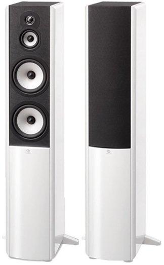 Boston Acoustics A 360 Stand-Lautsprecher in Weiß 1 Paar (= 2 Stück) € 440.- (inkl. Versand bei Vorkasse) @ soundpick.de
