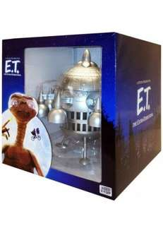 E.T. - Der Ausserirdische - Limited Collector's Raumschiff Edition (Blu-ray) für 72€ @Media Dealer