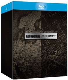 Band of Brothers & The Pacific Superbox [Blu-ray] für 28,80 €