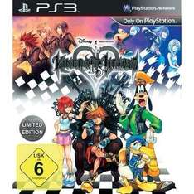 Kingdom Hearts – HD 1.5 Remix (PS3) für 21,77 EUR inkl. VSK (zavvi)