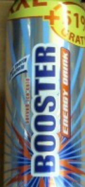 Booster Energy XXL 0,49 Euro plus 0,25 € Pfand @ Edeka Center Gronemann, Castrop-Rauxel