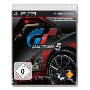 Gran Turismo 5 bei Amazon.de [online] und Media Markt [offline]