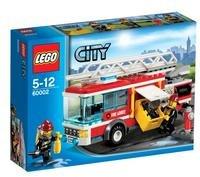 LEGO Feuerwehrfahrzeug für 13,75€ und andere Lego-Angebote bei Thalia.de