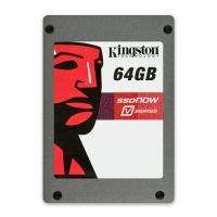 "88€ inkl. Versand - Kingston SSDNow V-Series G2 64GB MLC 2.5"" SATA2"