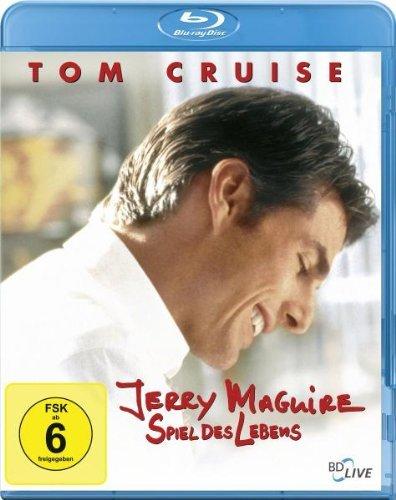 Blu-ray - Jerry Maguire (Spiel des Lebens) ab €5,99 [@Media-Markt.de]