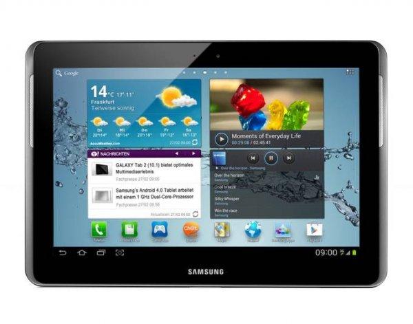 Samsung Galaxy Tab 2 10.1 P5100 silber Wifi + 3G @MeinPaket [B-Ware]