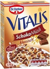 0,50 € auf VITALIS von Dr. Oetker sparen!