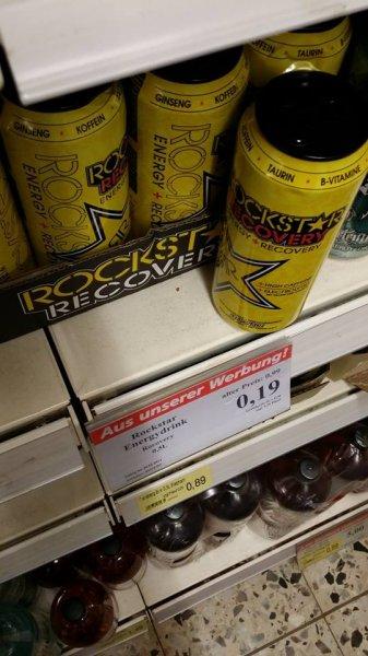 [Lokal Thomas Philipps Meppen?] Rockstar Recovery Energy Drink 0,5 Liter für 19 Cent