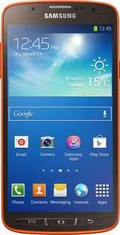 SAMSUNG Galaxy S4 Active orange für 299 euro plus 4,99 Versand bei Medimarkt online