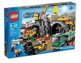 Lego City 4204 Bergwerk zu 54,39