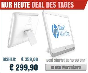HP Slate 21 All-in-One für 299,- EUR wieder da!
