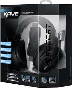 ROCCAT Kave Solid 5.1 für 59,99€ - 5.1 Gaming Headset @ MeinPaket OHA