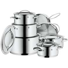 "WMF™ - 7-teiliges Cromargan Kochgeschirr-Set ""Gala Plus (0711126040)"" für €177.- [@Amazon.de]"