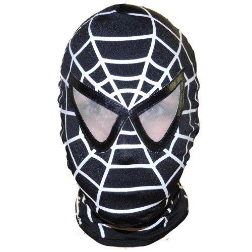 SPIDERMAN 3 Maske für Karneval / Fasching Schwarz & Rot Amazon Prime!!!