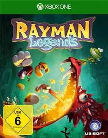 [buecher.de] Rayman Legends PS4 / Xbox One
