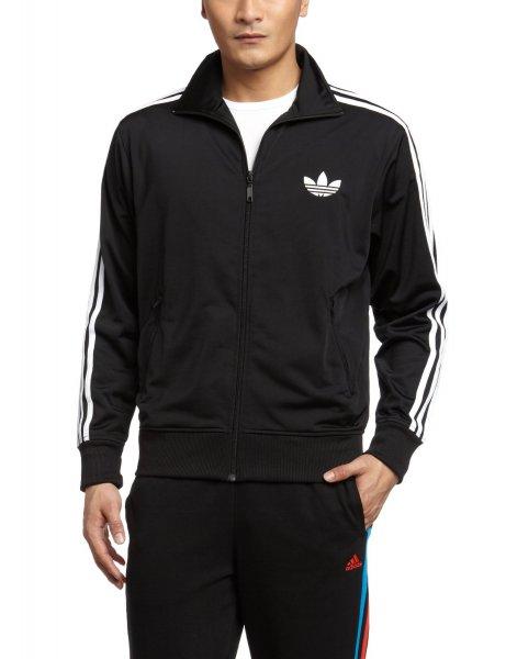 "Adidas™ - Herren Trainingsjacke ""Firebird TT"" (Black) für €18,22 [@Asos.de]"