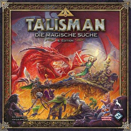 Pegasus Talisman für 24,99€ (Neukunden für 21,99€) inkl. Versand (Idealo 29,77€) + Erweiterung Die Katakomben für 19,99€ (Idealo: 28,92€)