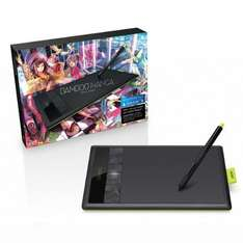 Wacom Bamboo Manga Pen & Touch (CTH-470M) für 60€ @Pixmania