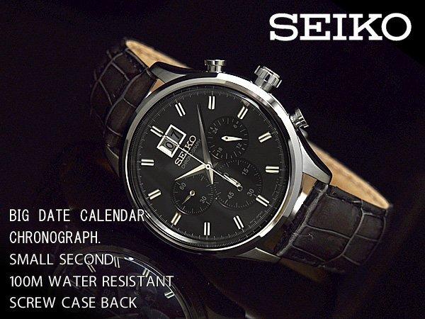Seiko Chronograph SPC083P2 @ CreationWatches.com
