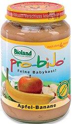 pro-biJo Bioland Babygläschen für 0,59€ pro Glas (versandkostenfreie Lieferung)
