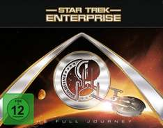 [amazon] Star Trek: Enterprise - The Full Journey [27 DVDs] 43,88€