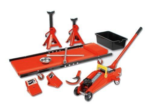 [METRO] Mannesmann Auto-Werkstatt-Set (10-tlg.) – selbst Öl wechseln für 59,49€