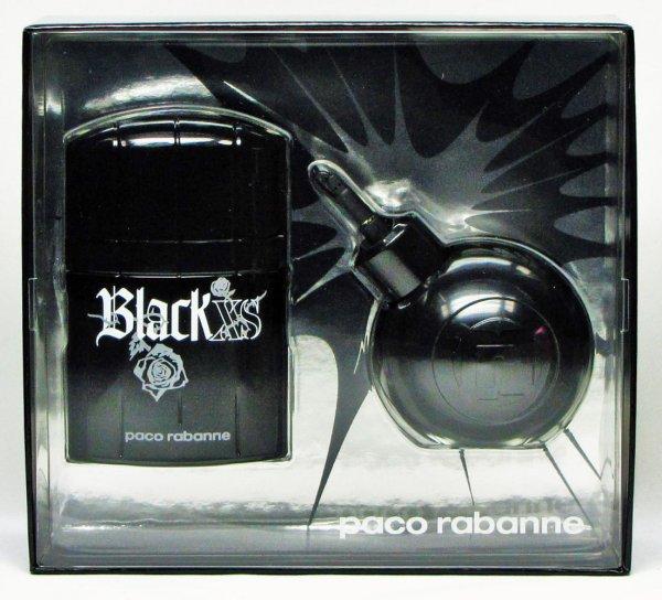 Paco Rabanne Black XS Men 50 ml Eau de Toilette + MP3 Speaker für 34,99 Euro inkl. Versand