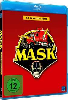 Blu-ray - Mask (Komplette Serie) für €21,97 [@Amazon.de]