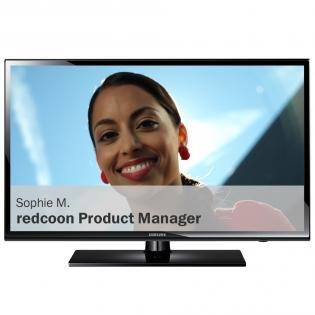 """Samsung 32"""" LED TV UE32EH4003 nur 199,-€ bei Redcoon"""