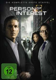 [Amazon.de] [DVD] Person of Interest Staffel 1