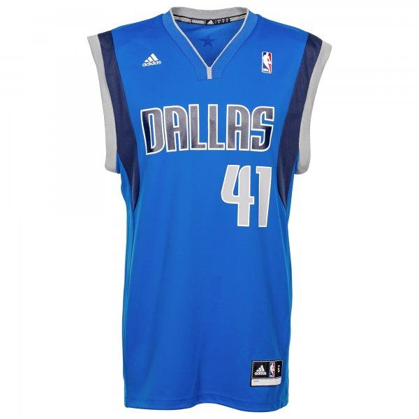 Dirk Nowitzki Dallas Trikots für 29,95 und 34,95