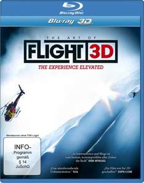 [Blu-Ray] The Art of Flight 3D [Amazon Blitzangebot]