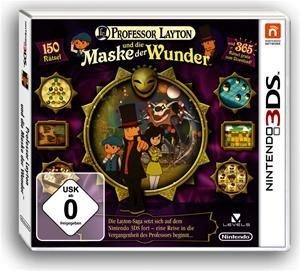Professor Layton und die Maske der Wunder für den 3DS