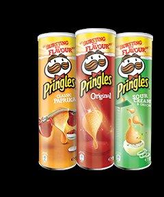 (REWE) Pringles, 190g für 1,11 Euro