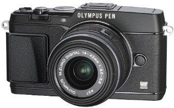 [amazon WHD] Olympus Pen E-P5 Kit 14-42 mm EUR 632,31