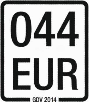 Roller Kennzeichen Moped Versicherung für 44€ bei der HUK