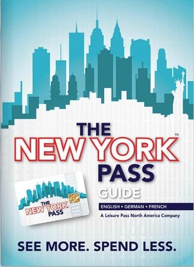 New York Reiseführer 200+ Seiten (ebook)