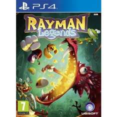 Rayman Legends PS4 @thegamecollection für 30,24€
